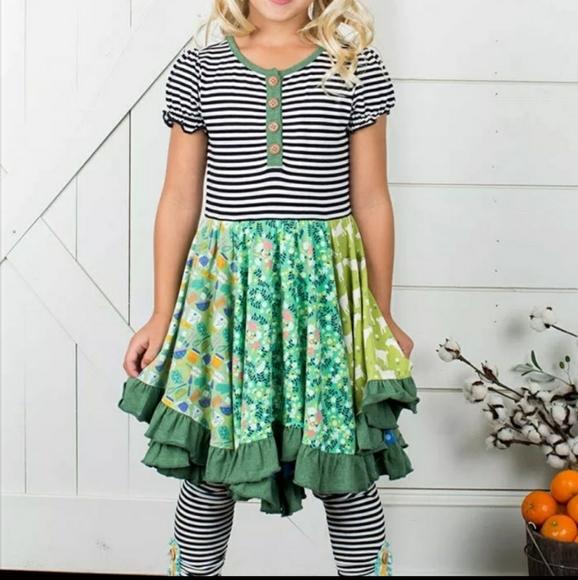 Matilda Jane 6 Joanna Gaines Farmland  Dress